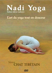 Dvd Lahore Nadi Yoga vol 2 - Séance Type Chat Tibétain
