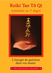 Dvd d'Initiation au 2ème degré du Reiki Tao Tö Qi, Ennea Tess Griffith